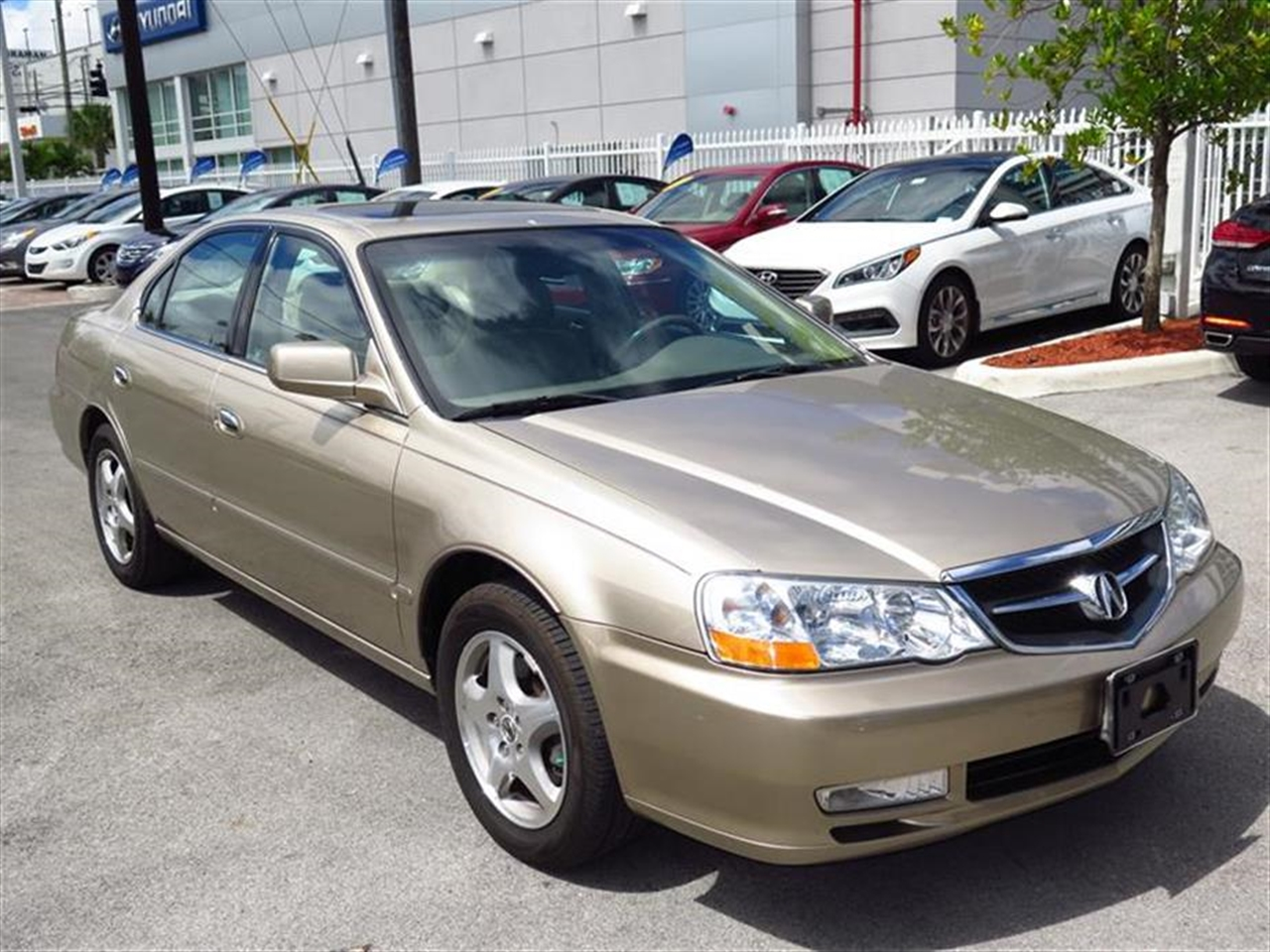 2003 ACURA TL 4dr Sdn 32L 60166 miles 4-way pwr passenger seat 8-way pwr driver bucket seat wa