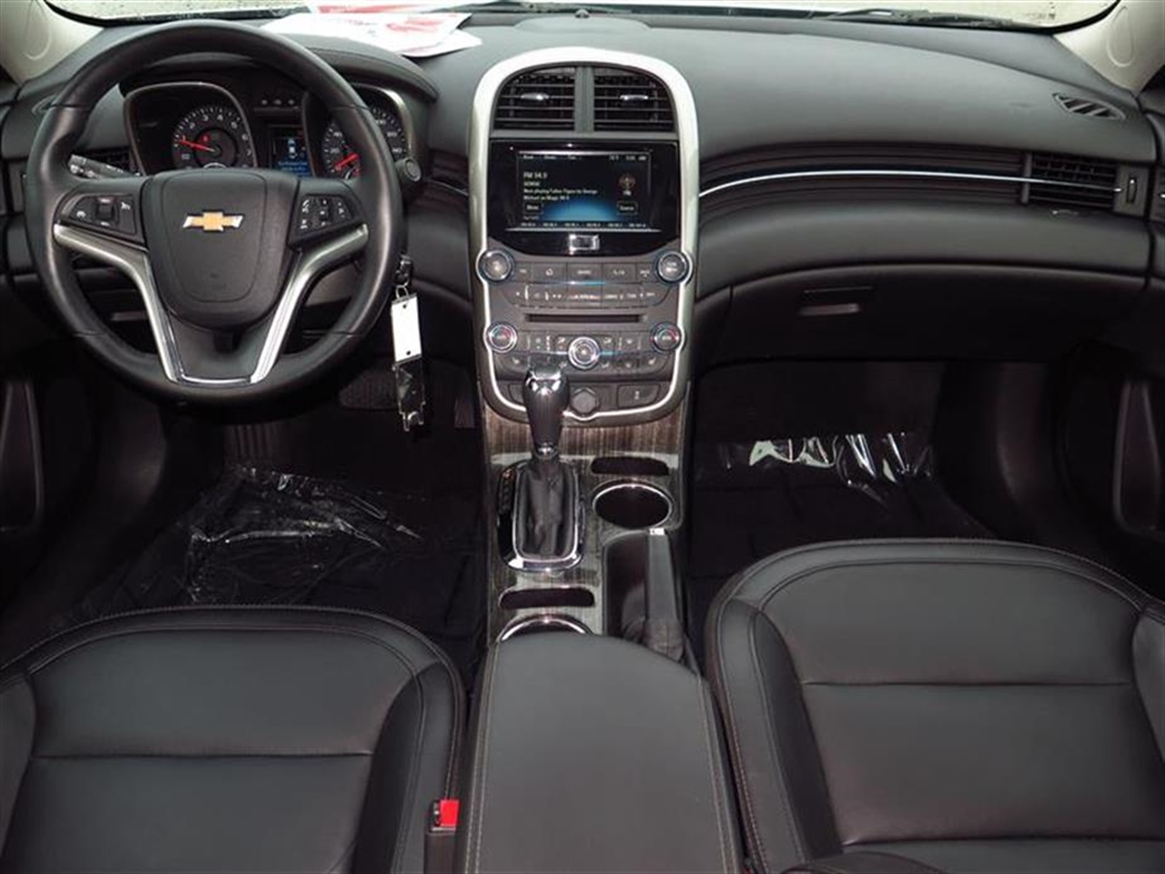 2014 CHEVROLET MALIBU 4dr Sdn LTZ w1LZ 39337 miles Air conditioning dual-zone automatic climate
