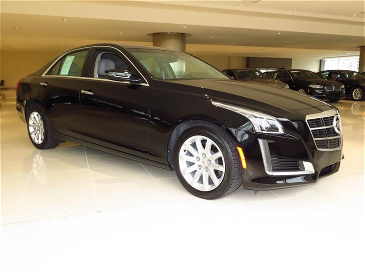 2014 CADILLAC CTS 4dr Sdn 20L Turbo RWD 5945 miles Adaptive Remote Start Air filtration system
