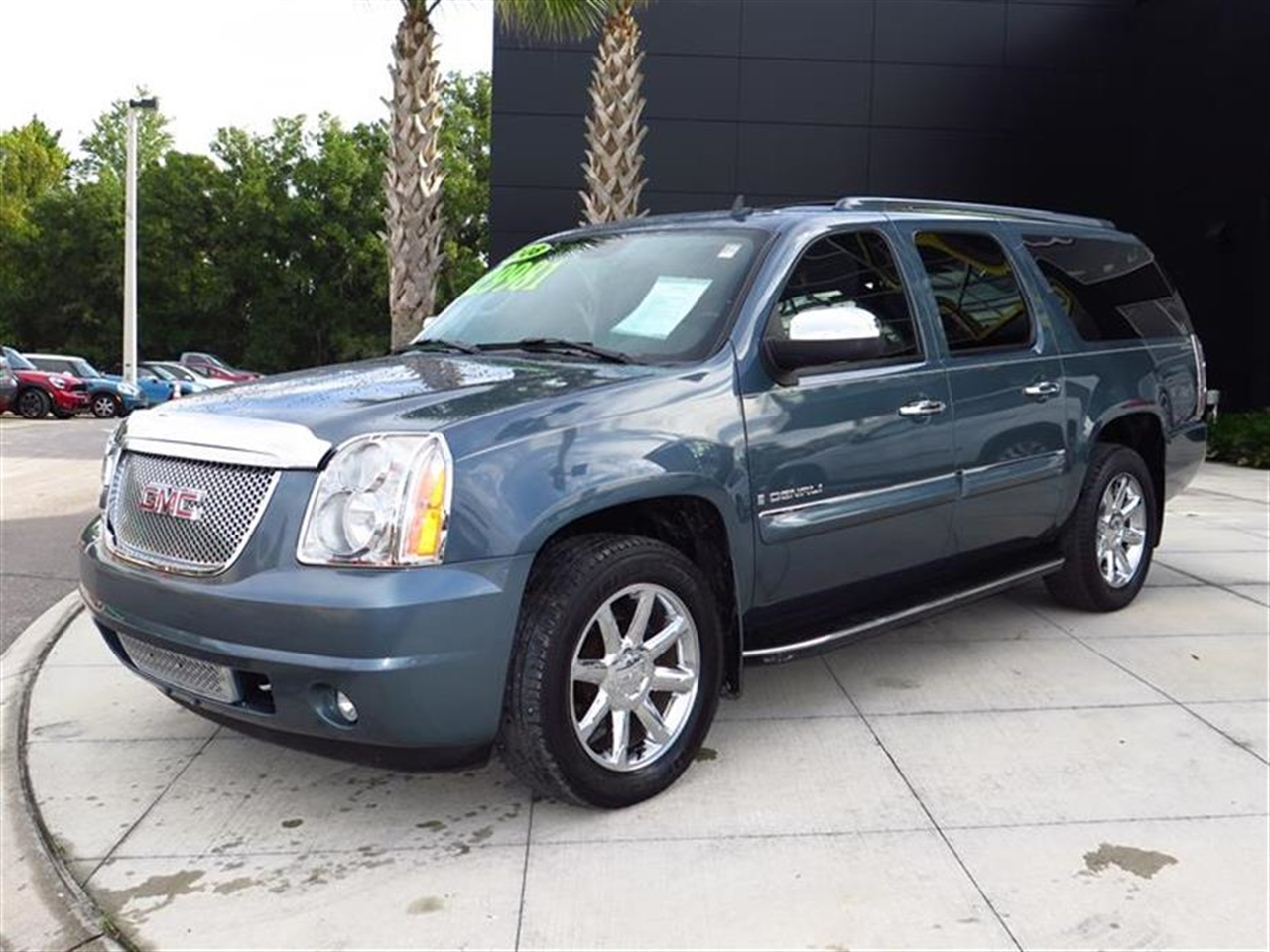 2008 GMC YUKON XL DENALI AWD 4dr 1500 90952 miles Acoustical Insulation Package premium Air cond