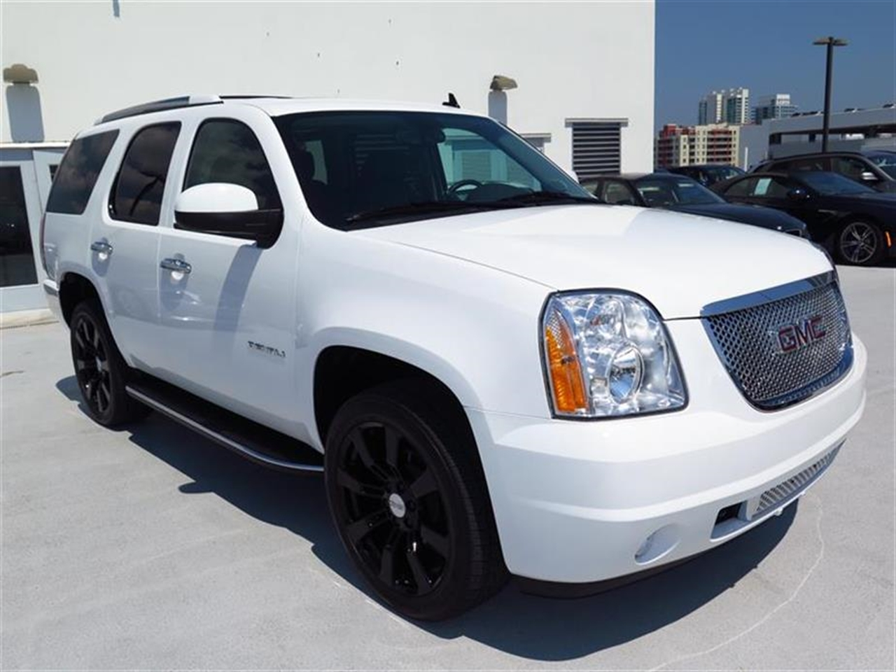 2012 GMC YUKON 2WD 4dr 1500 Denali 31375 miles Acoustical Insulation Package premium Air condit