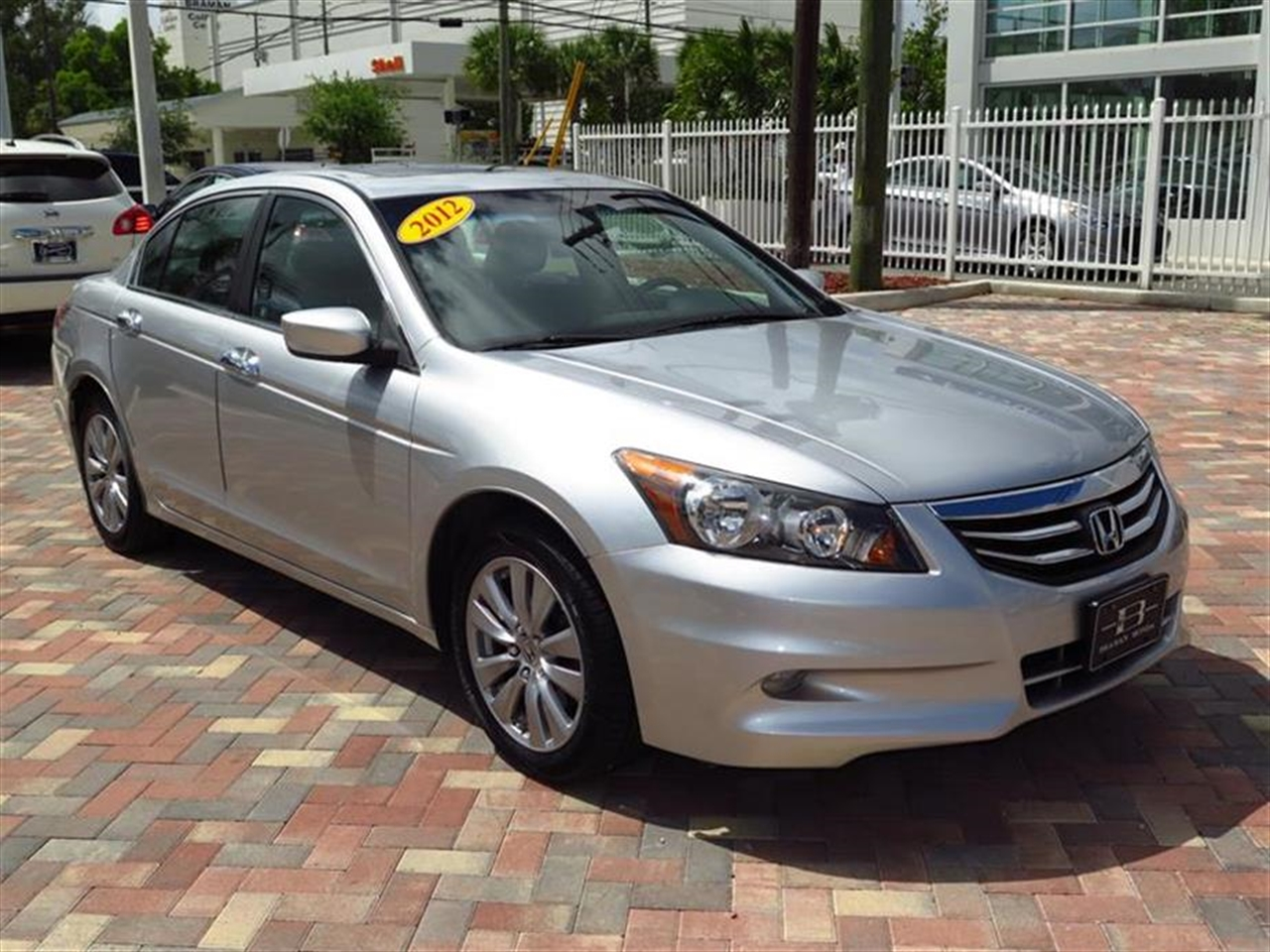 2012 HONDA ACCORD SDN 4dr V6 Auto EX 16336 miles 2 12V pwr outlets Air conditioning wair filt