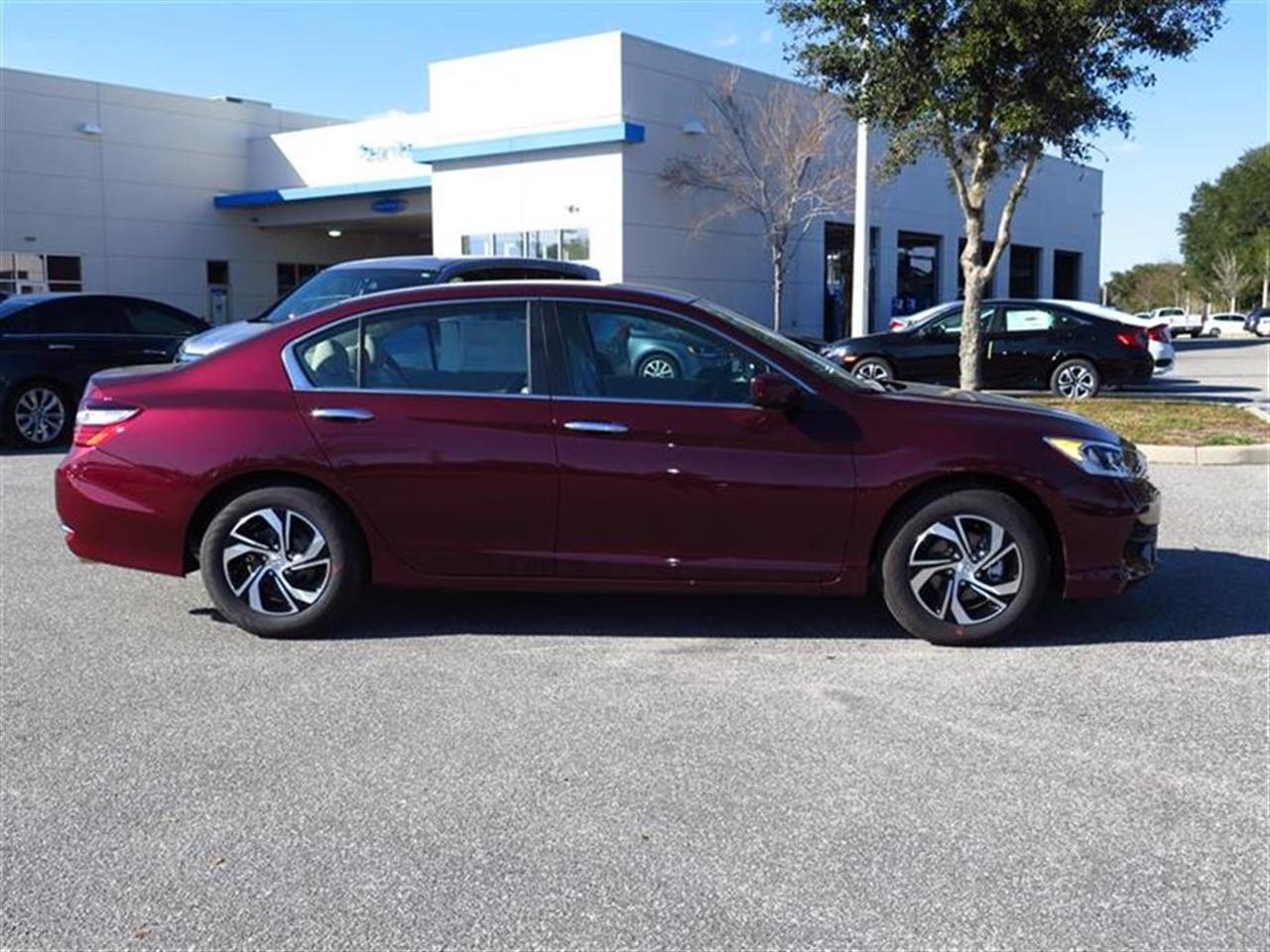 New 2016 Honda Accord, $23840