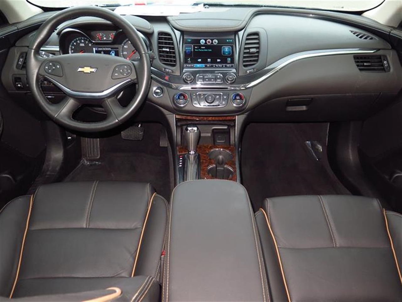 2015 CHEVROLET IMPALA 4dr Sdn LTZ w2LZ 24190 miles Air conditioning dual-zone automatic climate