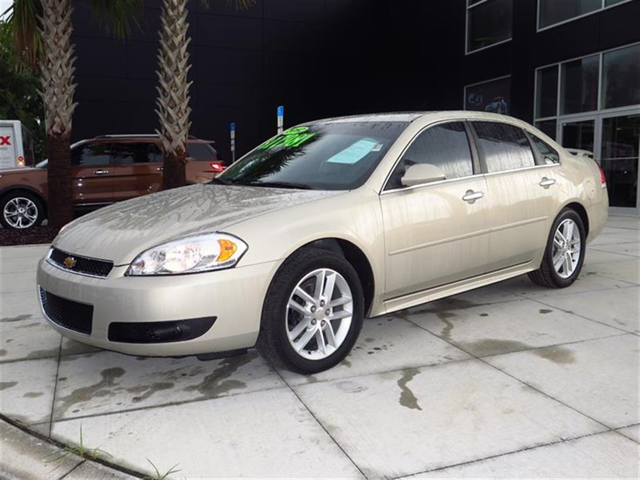 2012 CHEVROLET IMPALA 4dr Sdn LTZ 24750 miles Air conditioning dual-zone manual climate control w
