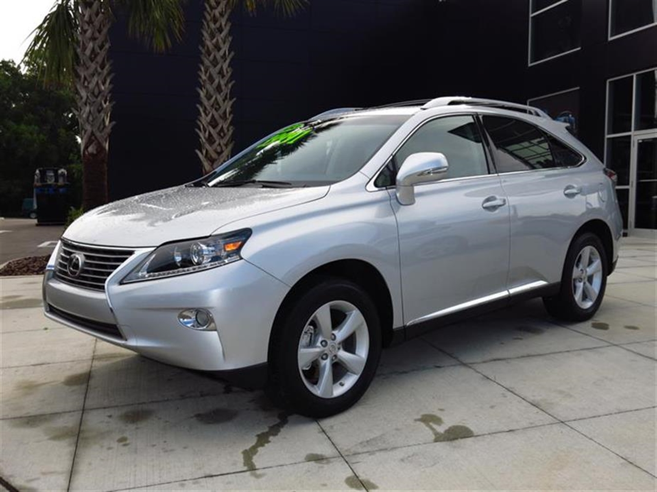2013 LEXUS RX 350 FWD 4dr 11684 miles 10-way pwr front bucket seats -inc pwr lumbar adjustable h