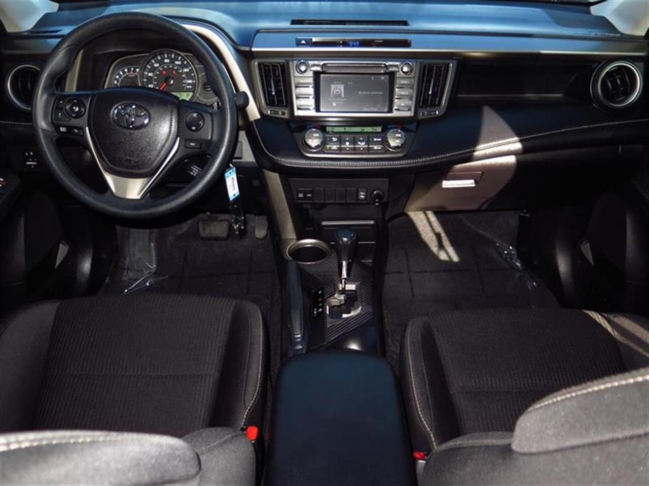 2014 TOYOTA RAV4 FWD 4dr XLE 15052 miles 2 12V DC Power Outlets 2 Seatback Storage Pockets 5 Pe