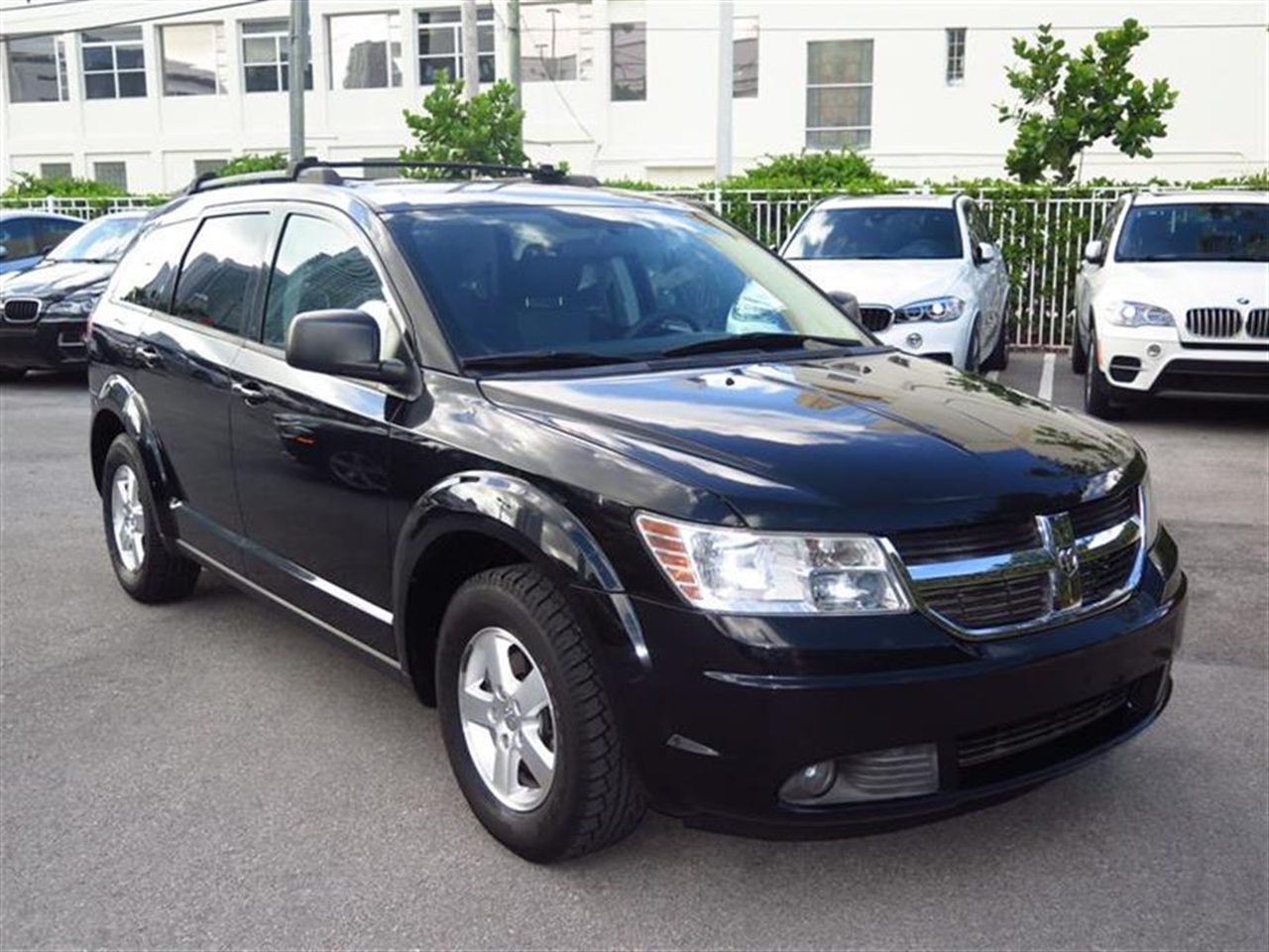 2009 DODGE JOURNEY FWD 4dr SE 45502 miles 120-mph speedometer 12V auxiliary pwr outlet 2nd row