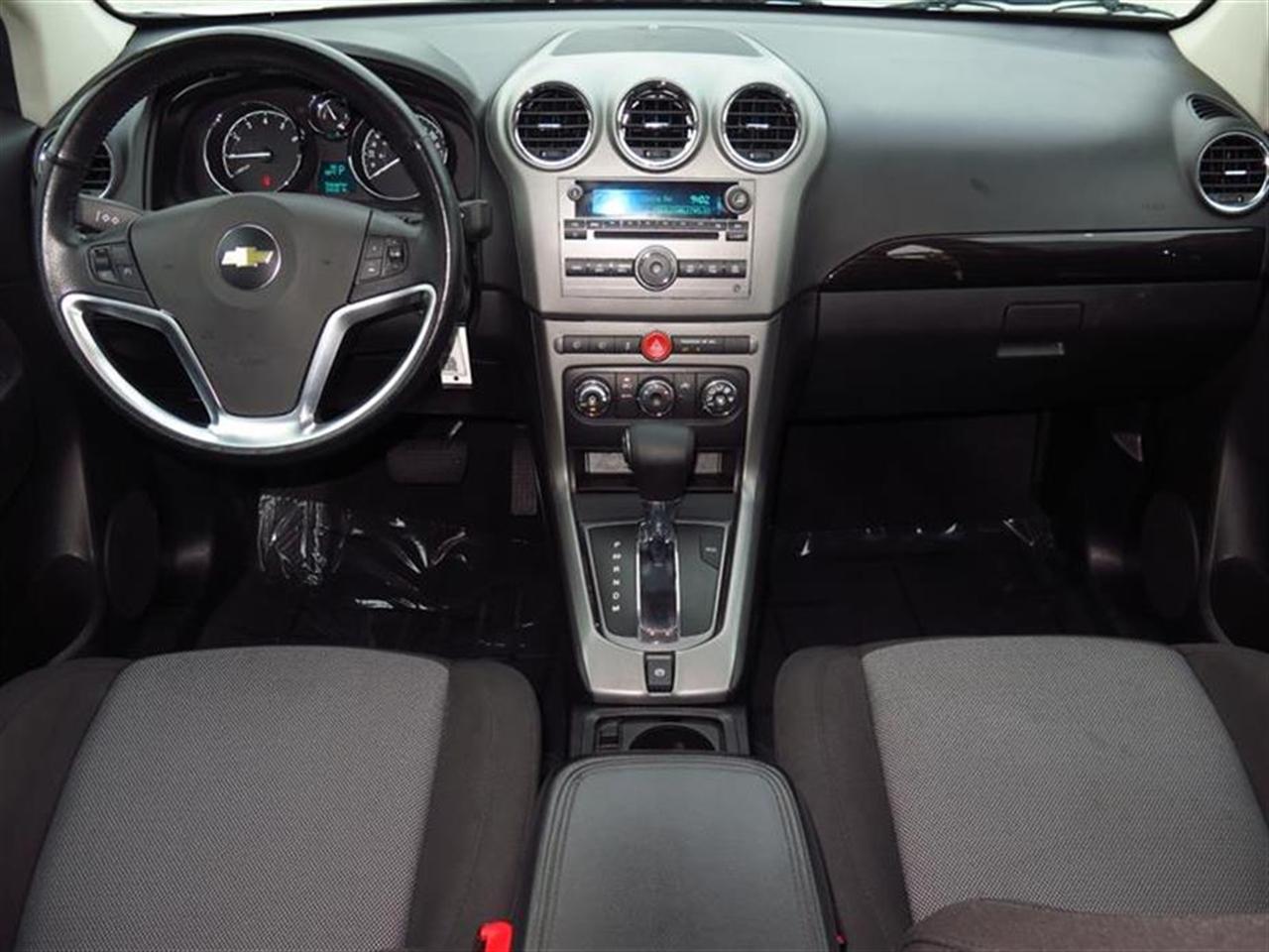 2014 CHEVROLET CAPTIVA SPORT FLEET FWD 4dr LT 34220 miles Air conditioning single-zone automati