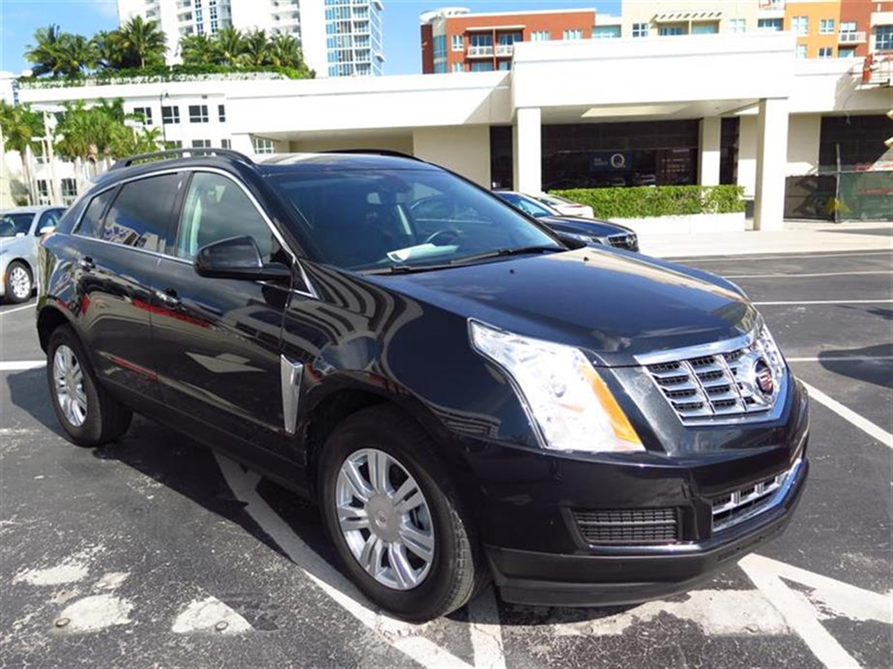 2013 CADILLAC SRX FWD 4dr Base 10054 miles Armrest front center foreaft sliding rear center w