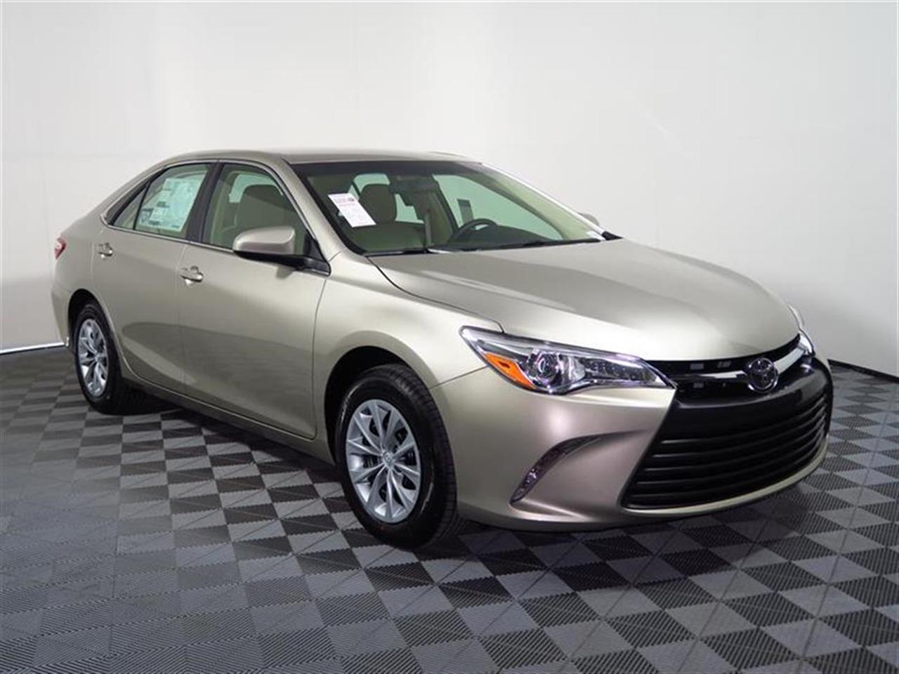 New 2017 Toyota Camry, $20652