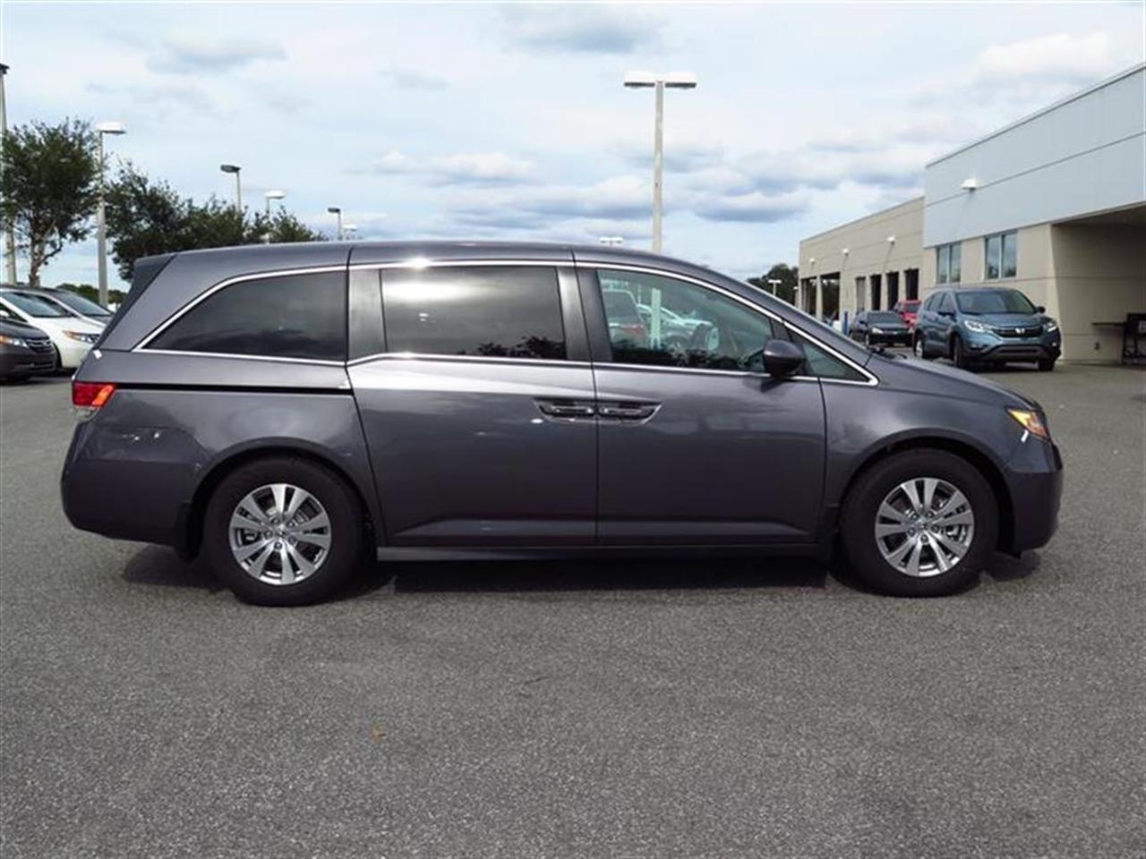 New 2016 Honda Odyssey, $36825