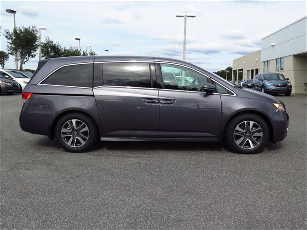 New 2016 Honda Odyssey, $43080
