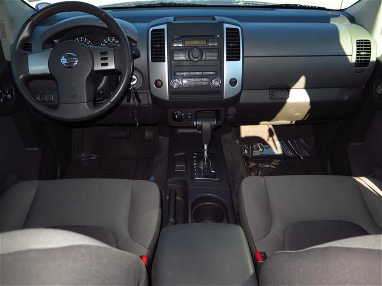 2010 NISSAN XTERRA 4WD 4dr Auto S 145941 miles 3 12-volt pwr outlets 6040 split-fold down 2n
