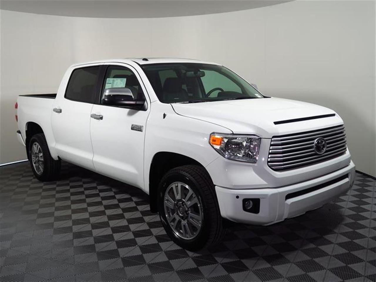 New 2017 Toyota Tundra, $45996
