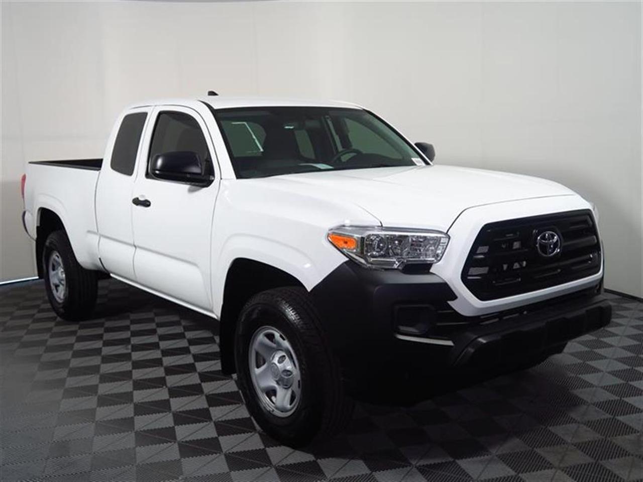 New 2017 Toyota Tacoma, $23458
