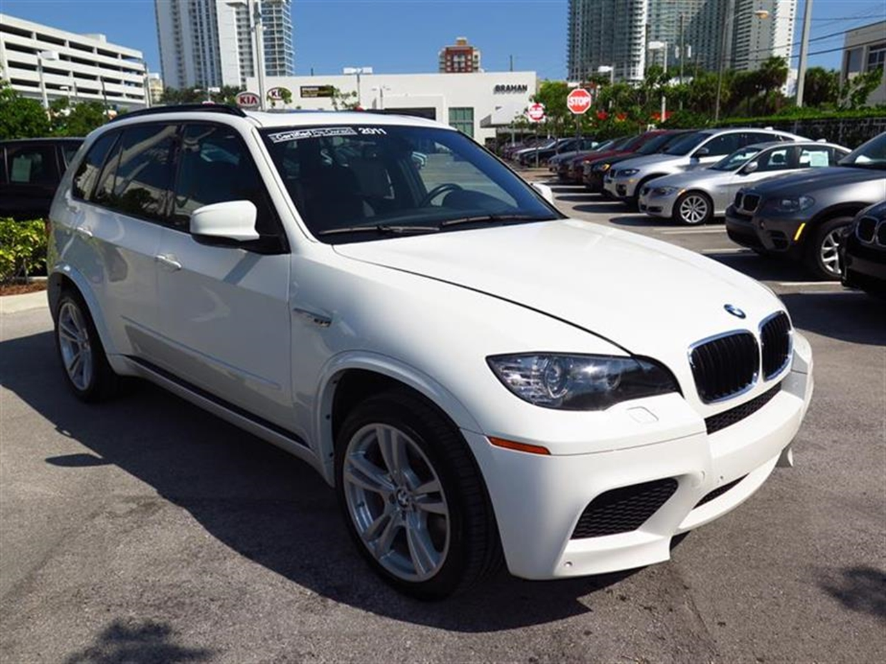 2011 BMW X5 M AWD 4dr 48979 miles VIN 5YMGY0C52BLK26984
