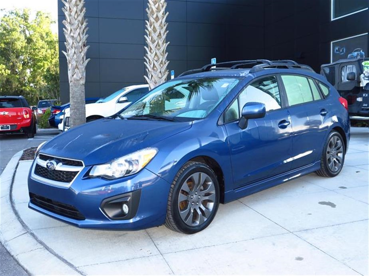 2012 SUBARU IMPREZA WAGON 5dr Auto 20i Sport Limited 58236 miles 12V pwr outlets -inc dash cent