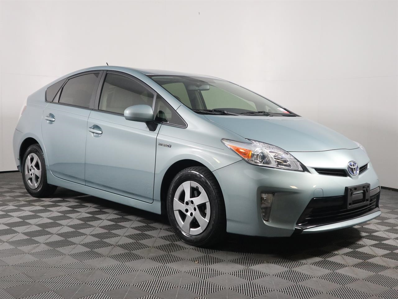 2015 TOYOTA PRIUS 5dr HB Two 0 miles 2 12V DC Power Outlets 5 Person Seating Capacity 60-40 Fol