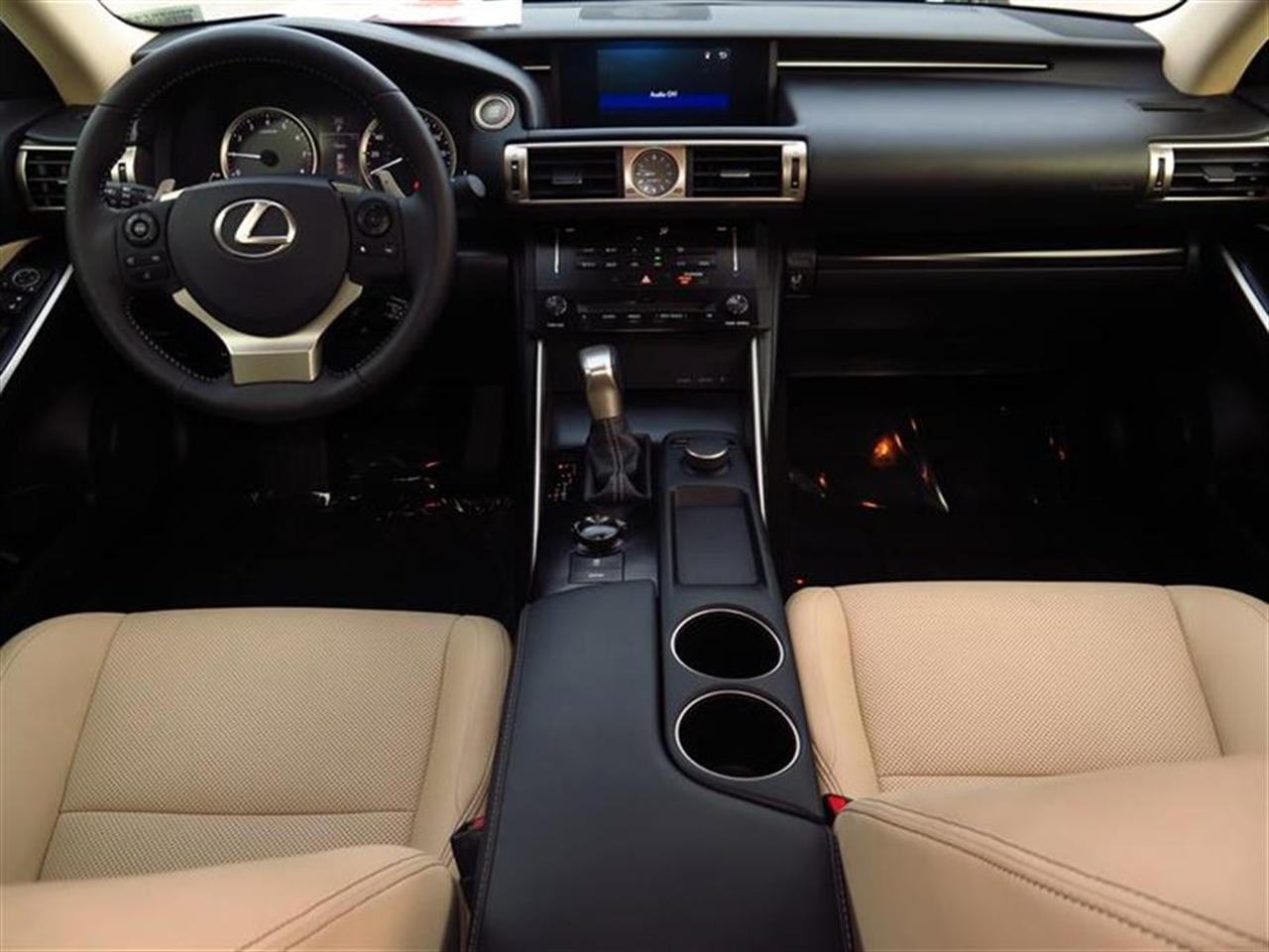 2014 LEXUS IS 250 4dr Sport Sdn Auto RWD 12036 miles 2 12V DC Power Outlets 2 Seatback Storage P