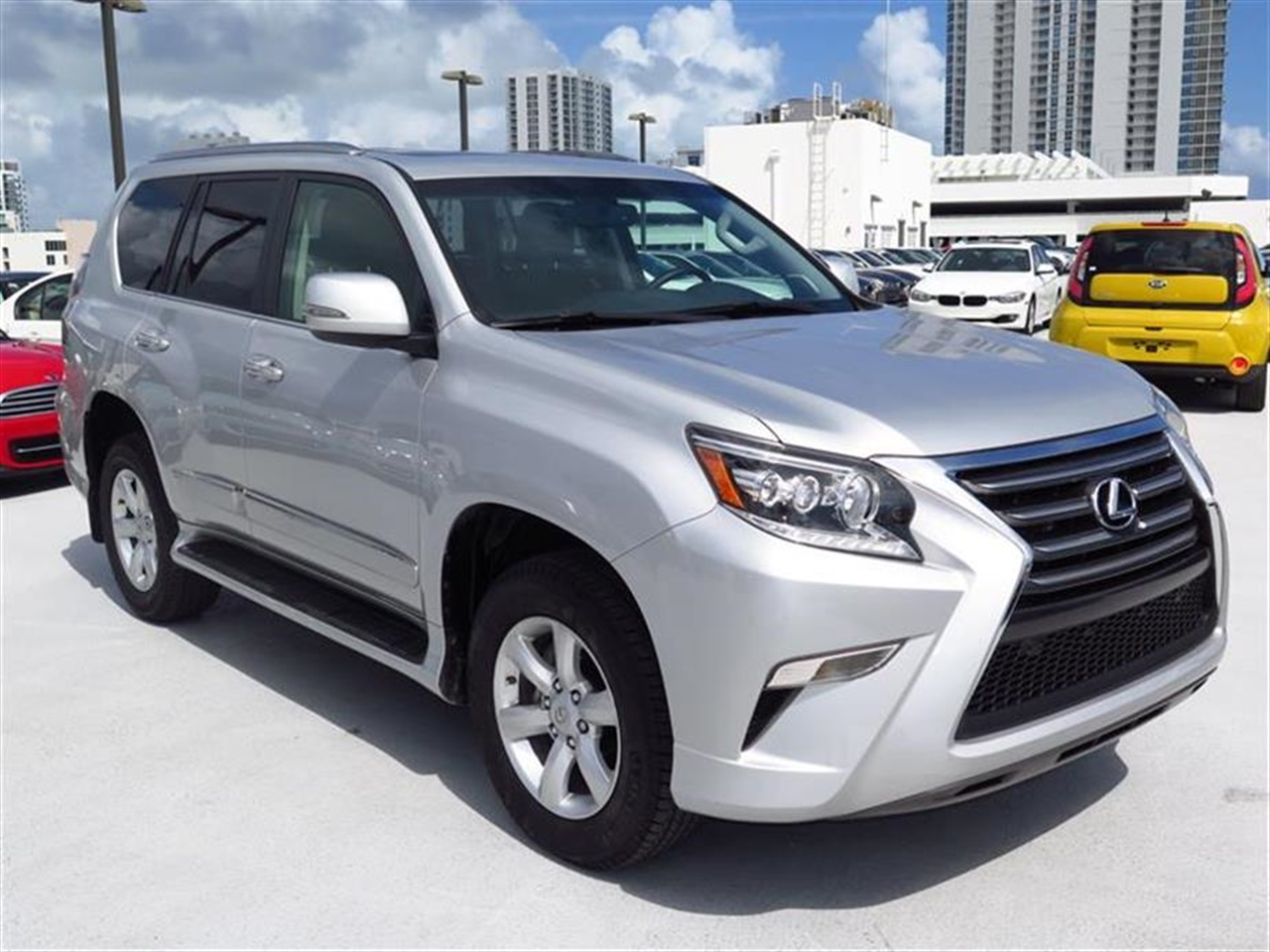 2014 LEXUS GX 460 4WD 4dr 18188 miles 2 Seatback Storage Pockets 3 12V DC Power Outlets 3 12V D