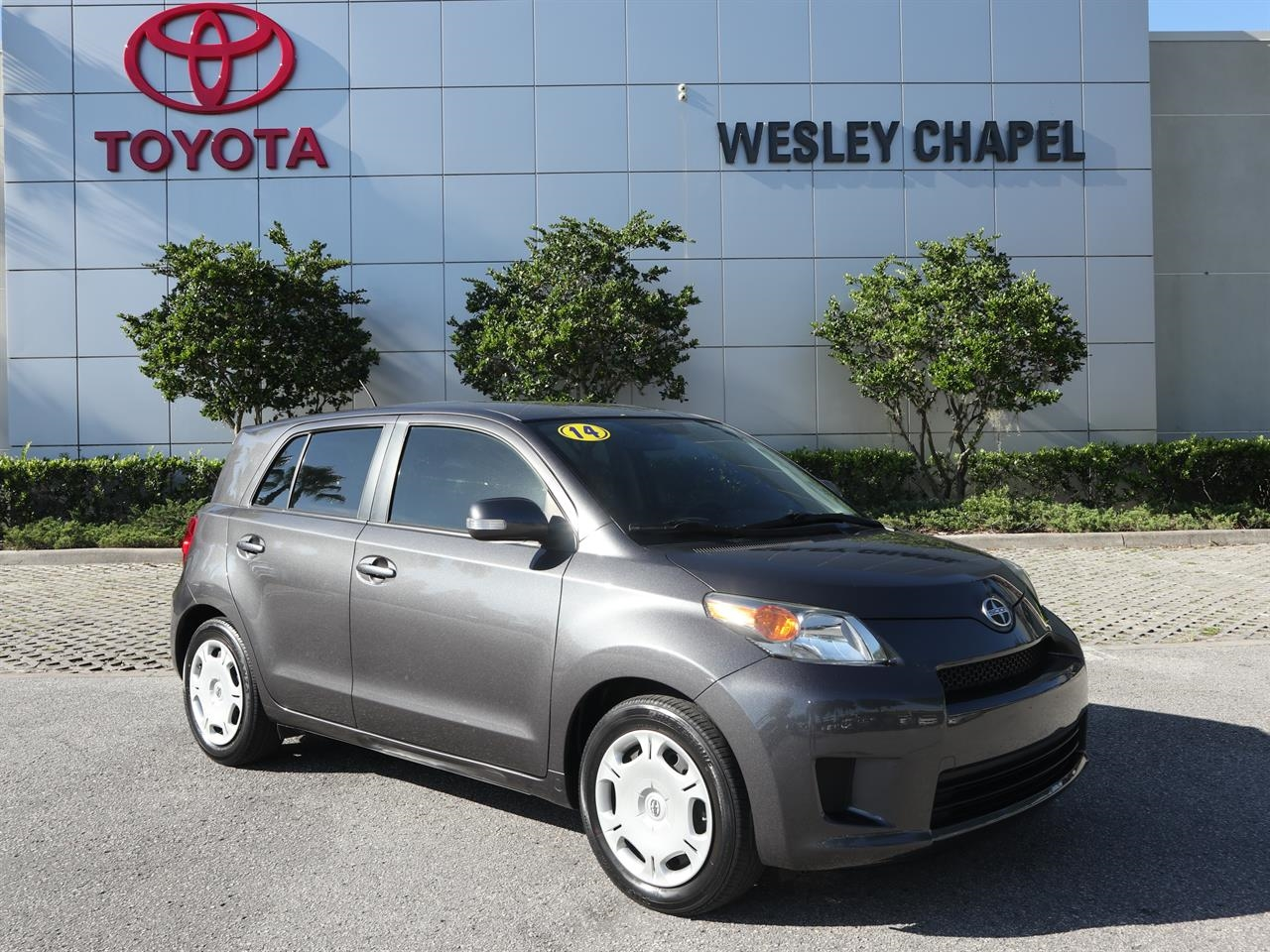 2014 SCION XD 5dr HB Auto 13678 miles 1 12V DC Power Outlet 4-Way Driver Seat -inc Manual Recl