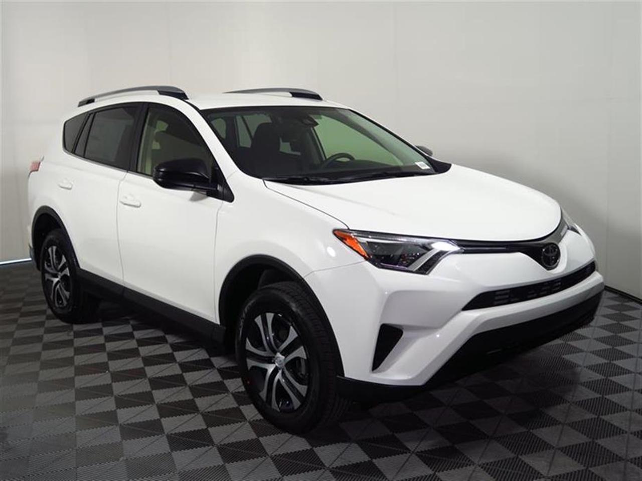 New 2017 Toyota Rav4, $23091