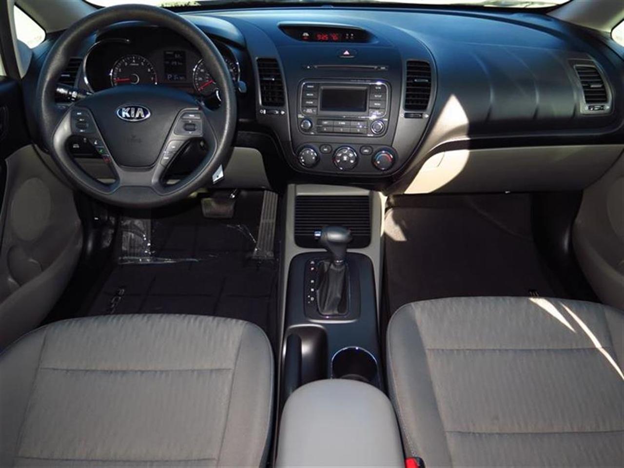 2014 KIA FORTE 4dr Sdn Auto LX 24190 miles 2 12V DC Power Outlets 4-Way Passenger Seat -inc Ma