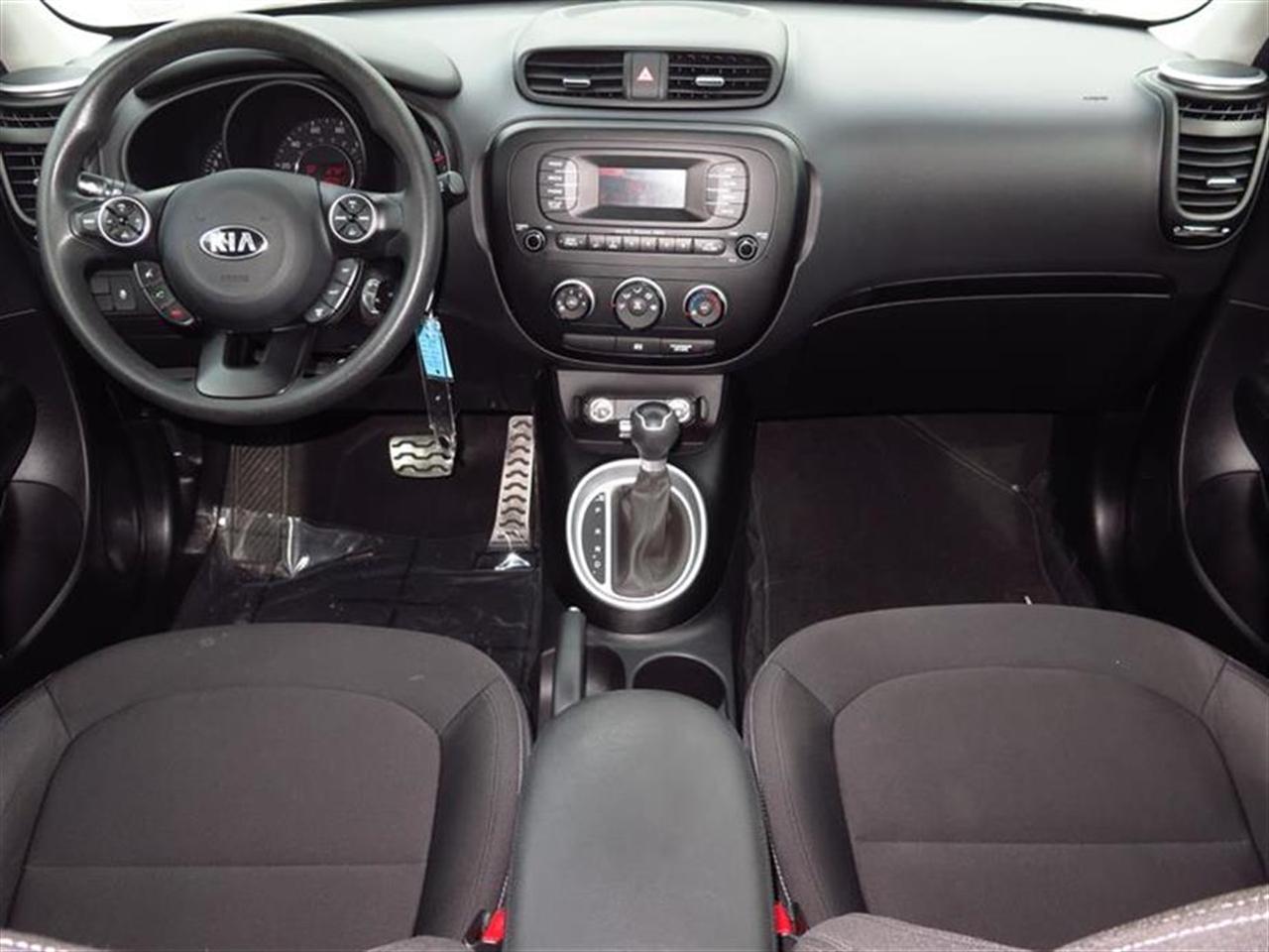 2014 KIA SOUL 5dr Wgn Auto Base 26261 miles 2 12V DC Power Outlets 4-Way Passenger Seat -inc M