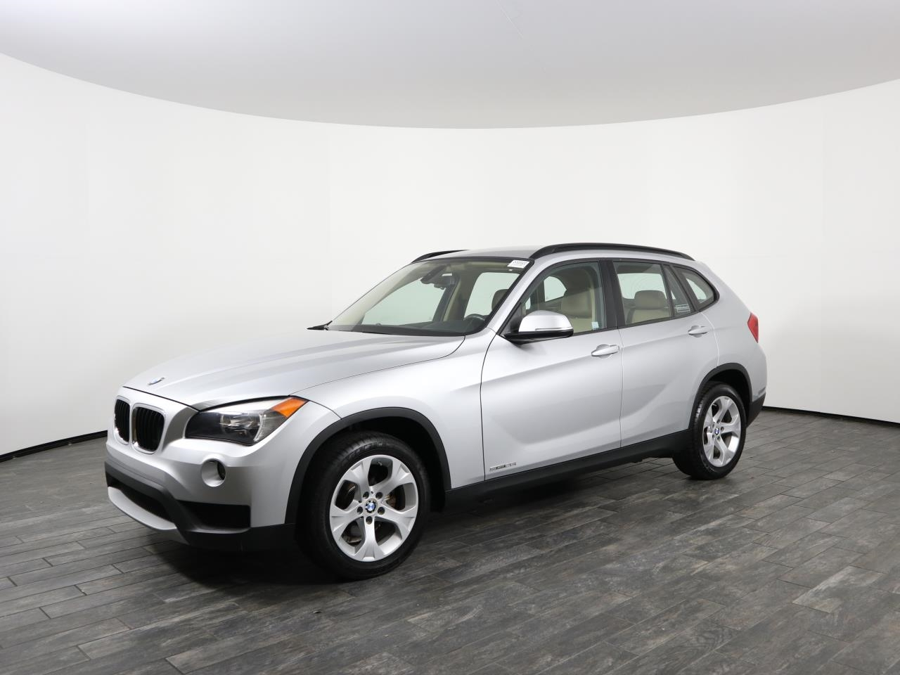 2014 BMW X1 RWD 4dr sDrive28i 10528 miles 2 Seatback Storage Pockets 3 12V DC Power Outlets LEA