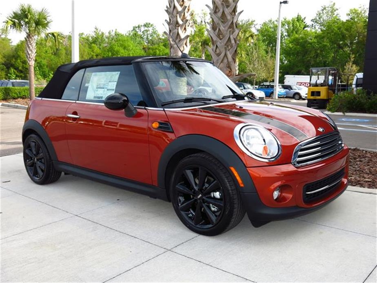 2014 MINI COOPER CONVERTIBLE 2dr 10 miles 2 12V DC Power Outlets 2 Seatback Storage Pockets LEAT
