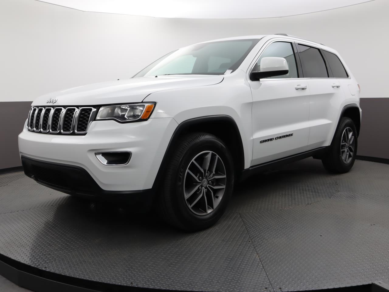 Used JEEP GRAND-CHEROKEE 2018 MIAMI LAREDO E