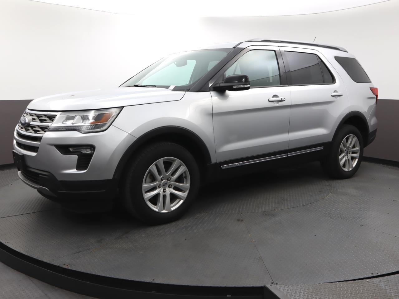 Used FORD EXPLORER 2018 WEST PALM XLT