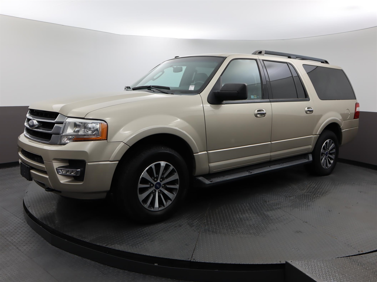 Used Ford Expedition-EL 2017 MIAMI XLT
