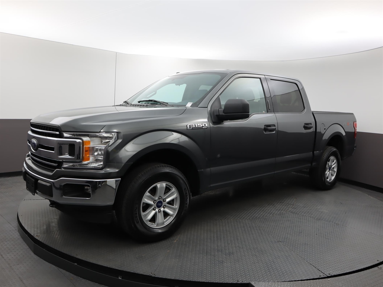 Used FORD F-150 2018 WEST PALM XLT