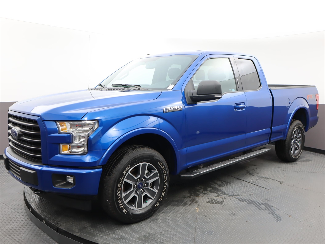 Used FORD F-150 2017 MARGATE XLT
