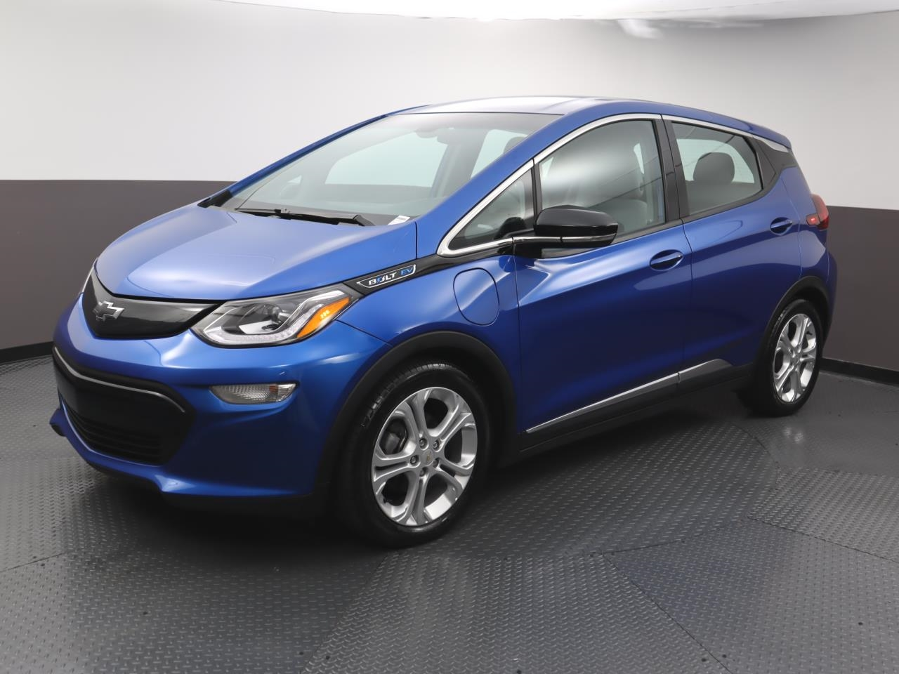 Used CHEVROLET BOLT-EV 2017 WEST PALM LT