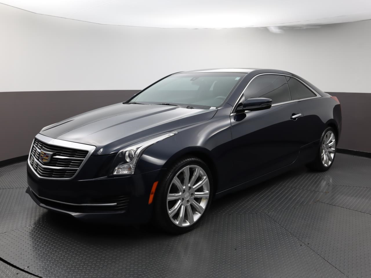 Used CADILLAC ATS 2016 WEST PALM STANDARD RWD