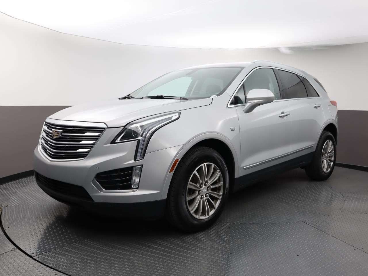 Used CADILLAC XT5 2017 WEST PALM LUXURY FWD