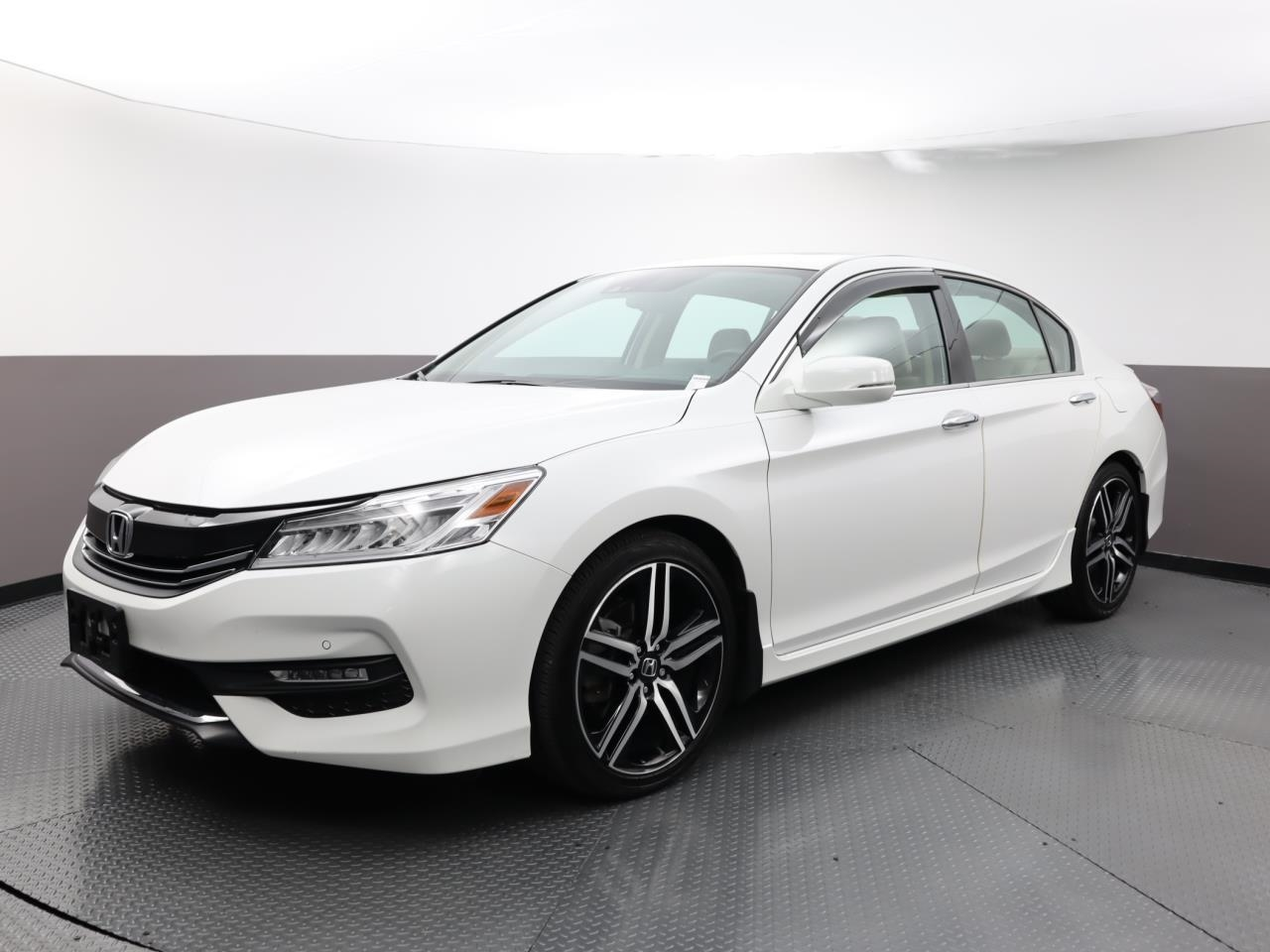 Used HONDA ACCORD 2017 WEST PALM TOURING