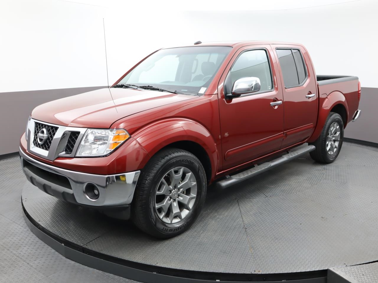 Used NISSAN FRONTIER 2019 WEST PALM SL