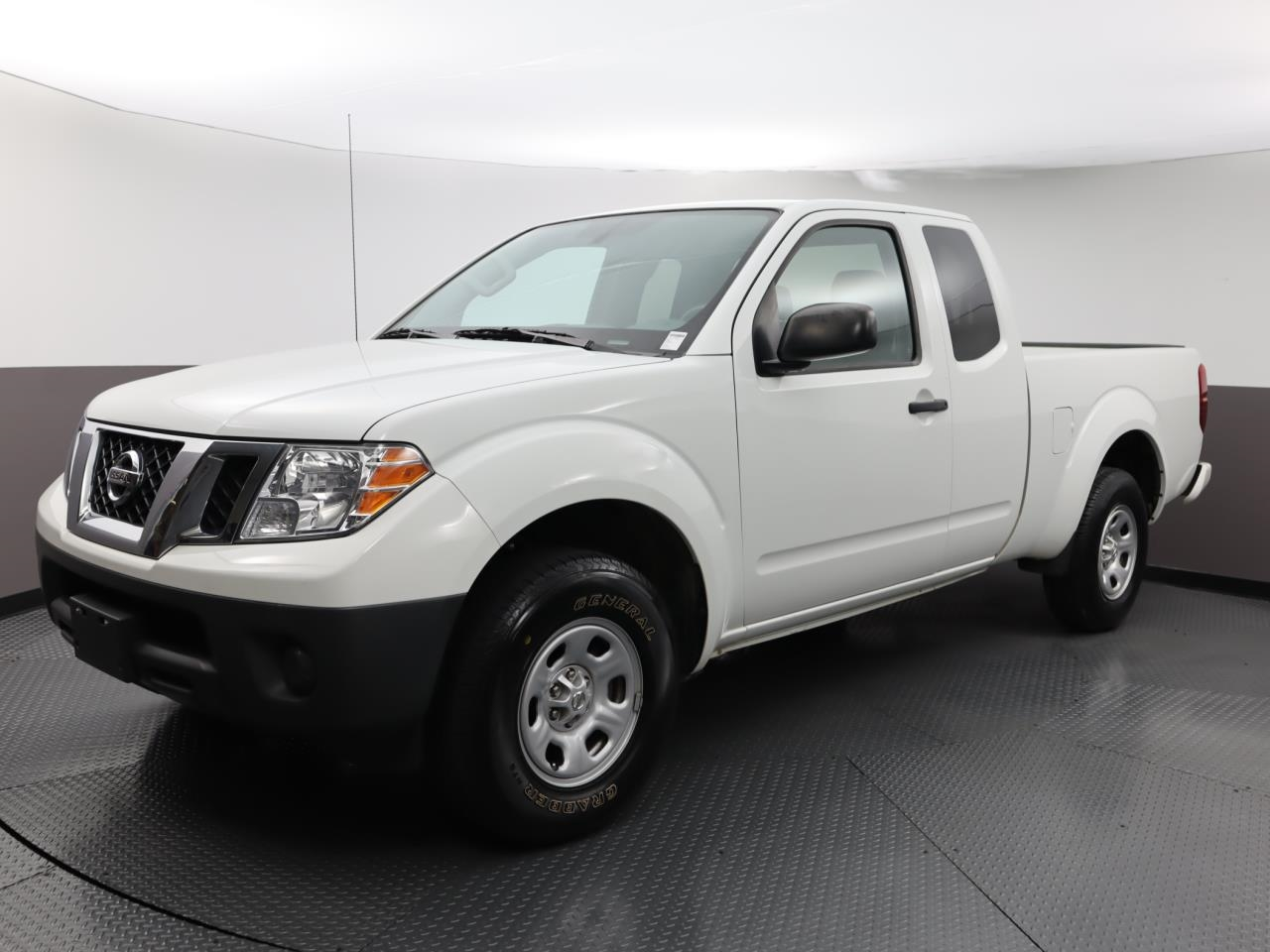Used NISSAN FRONTIER 2018 WEST PALM S