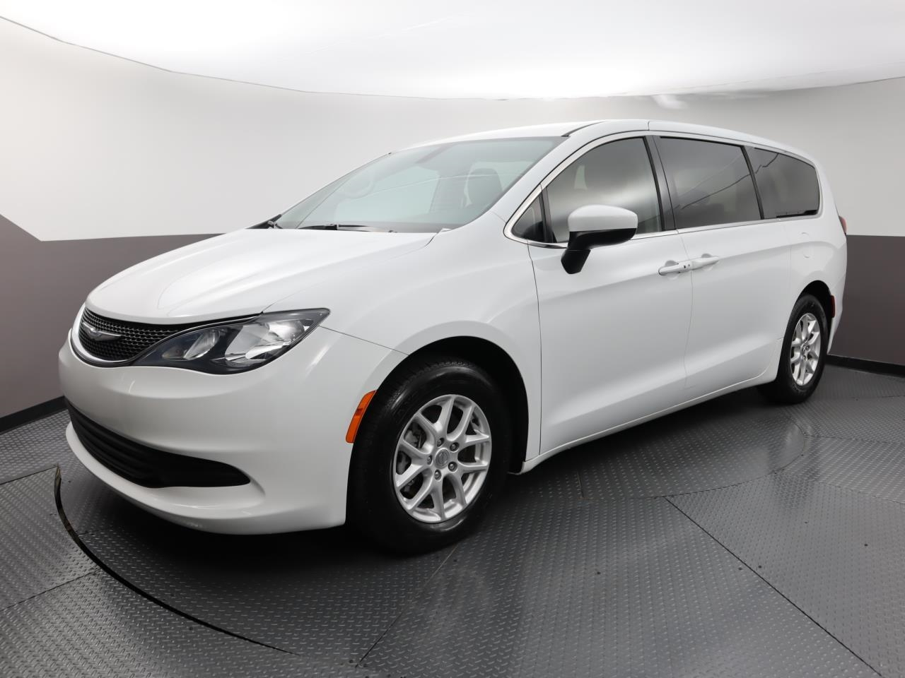 Used CHRYSLER PACIFICA 2017 WEST PALM LX