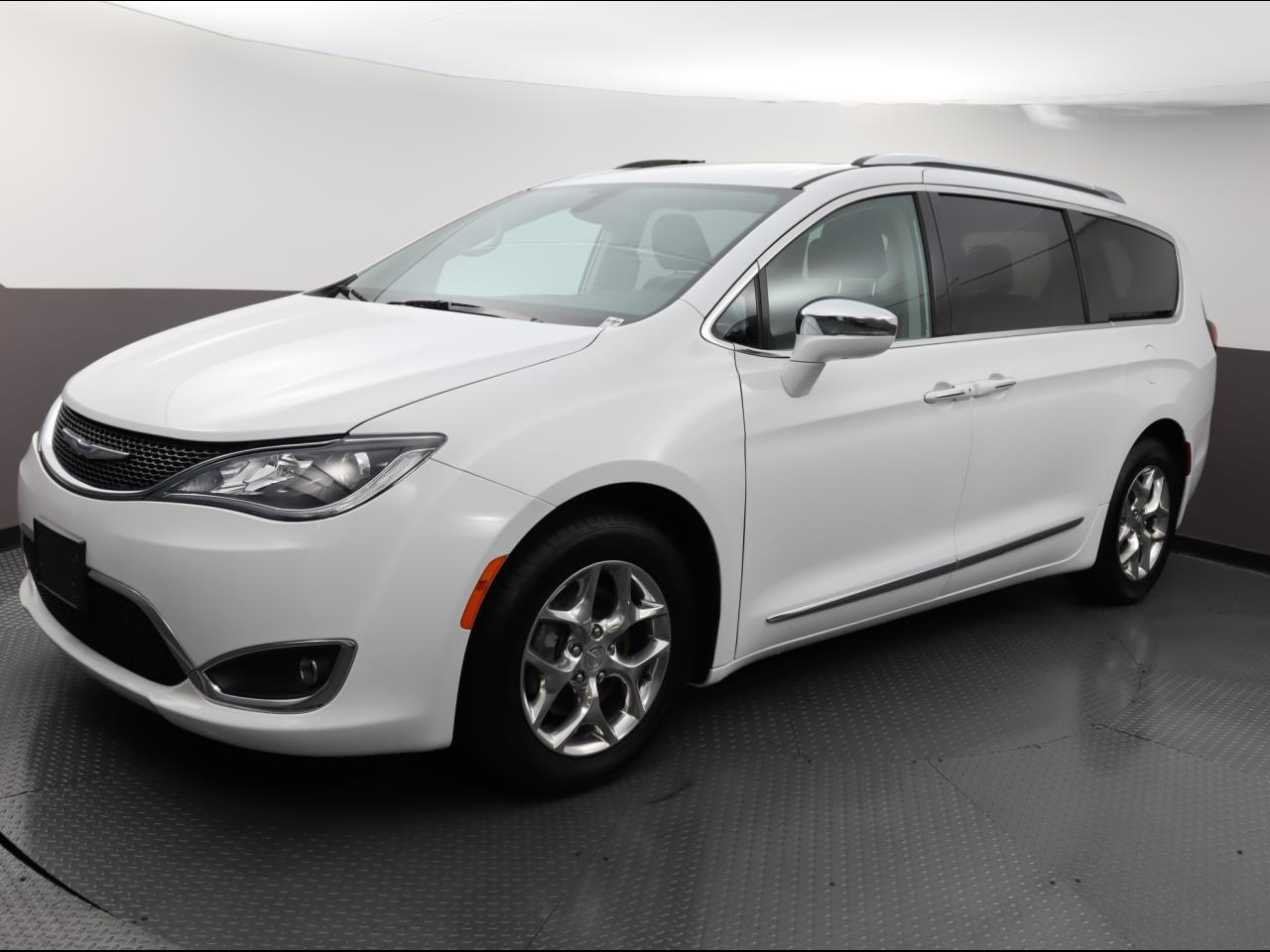 Used CHRYSLER PACIFICA 2018 WEST PALM LIMITED