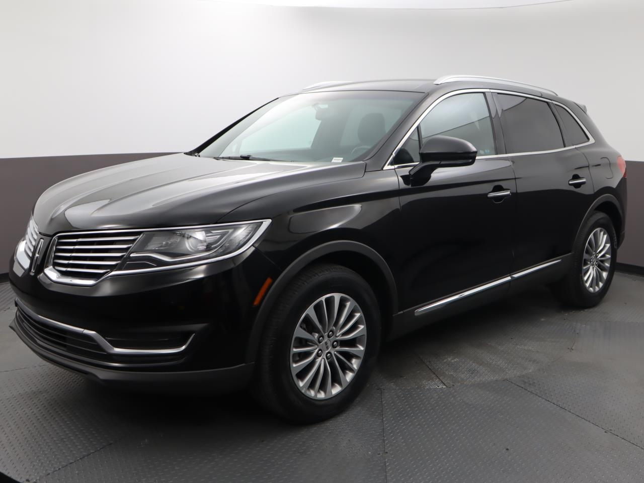Used LINCOLN MKX 2017 MIAMI SELECT