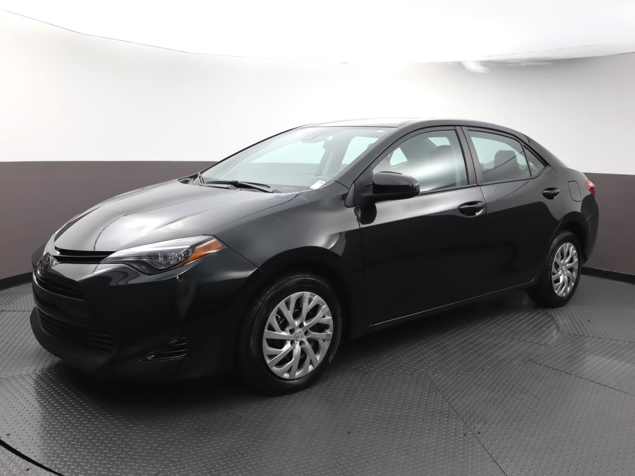 Used TOYOTA COROLLA 2018 WEST PALM LE