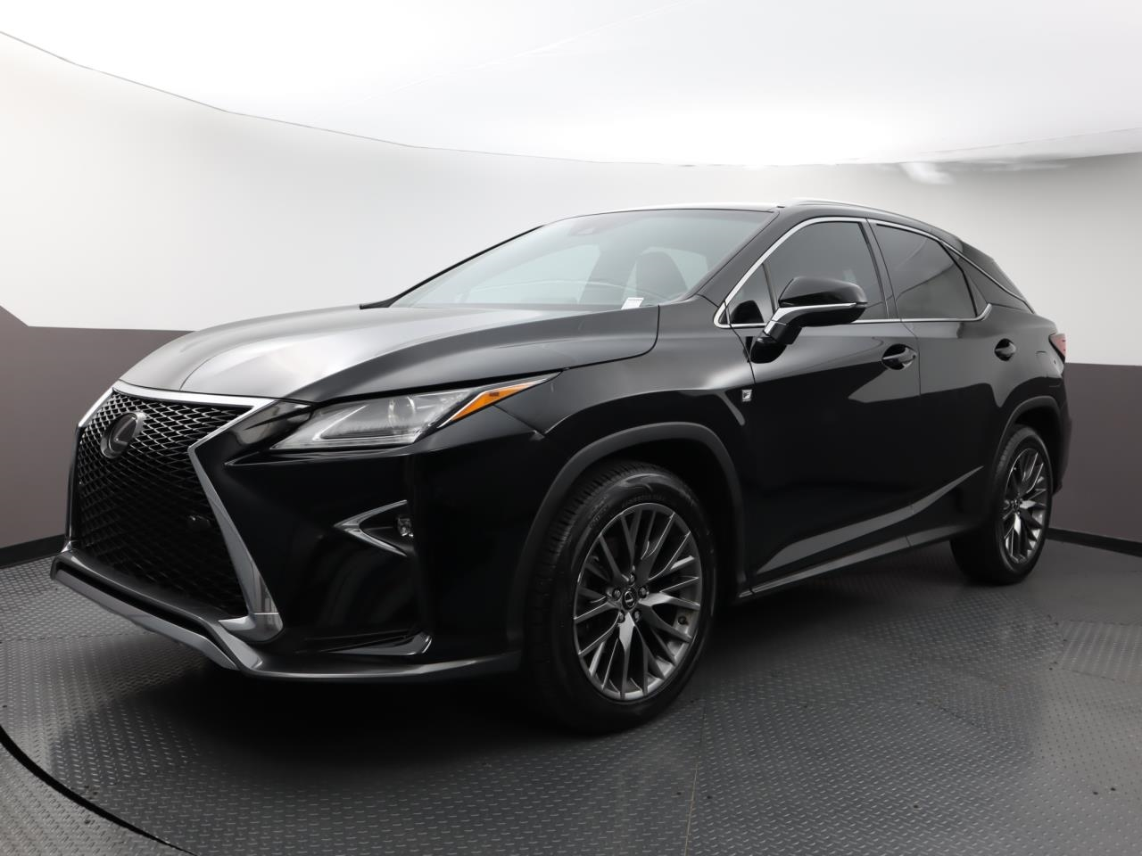Used LEXUS RX 2017 WEST PALM RX 350 F SPORT