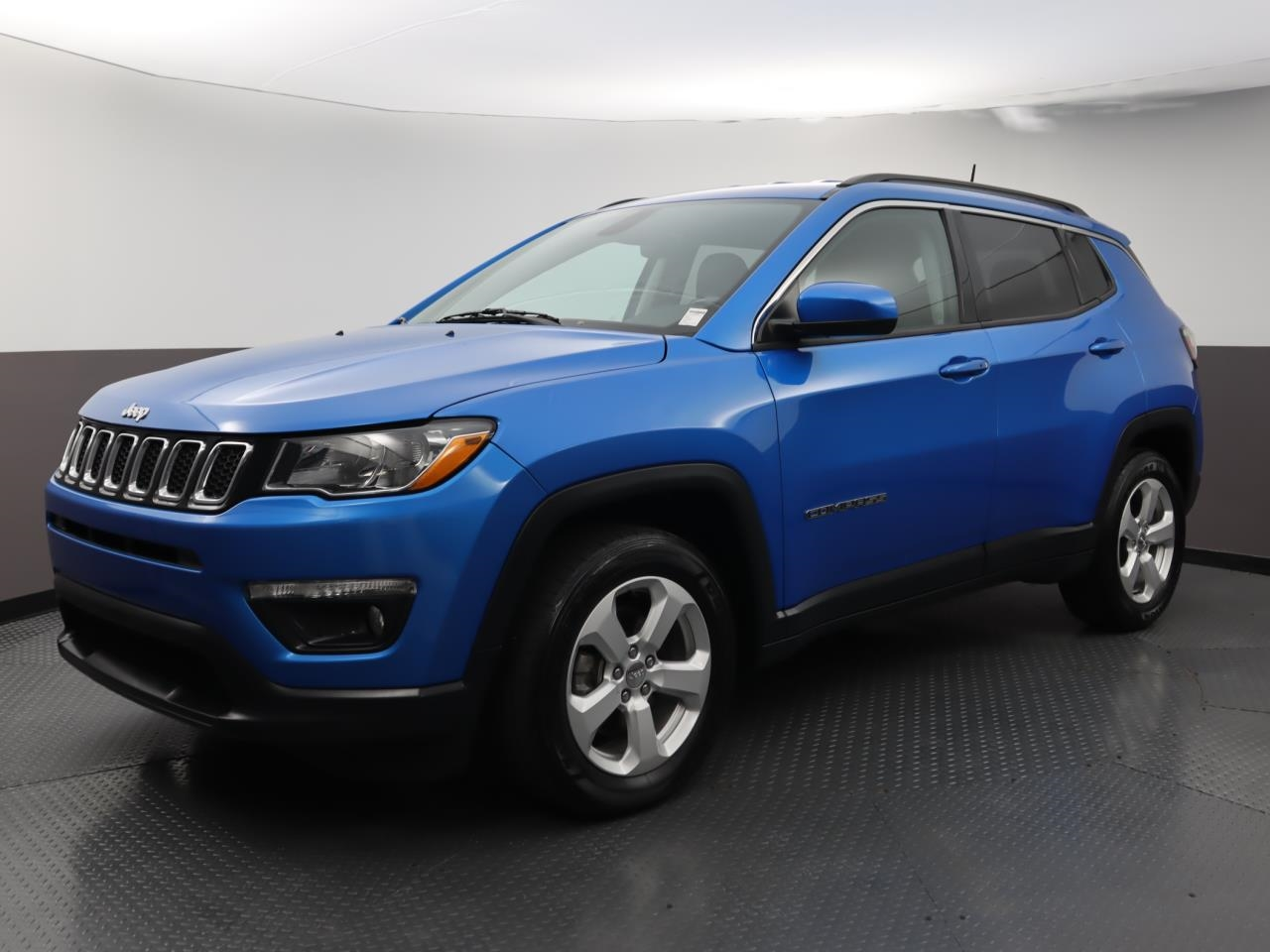 Used JEEP COMPASS 2017 WEST PALM LATITUDE