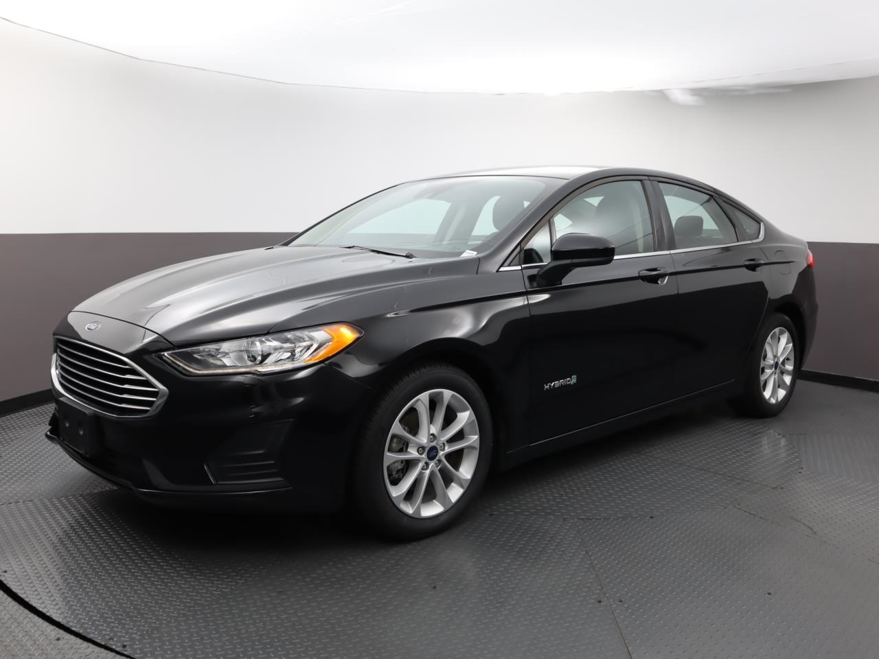 Used FORD FUSION-HYBRID 2019 WEST PALM SE