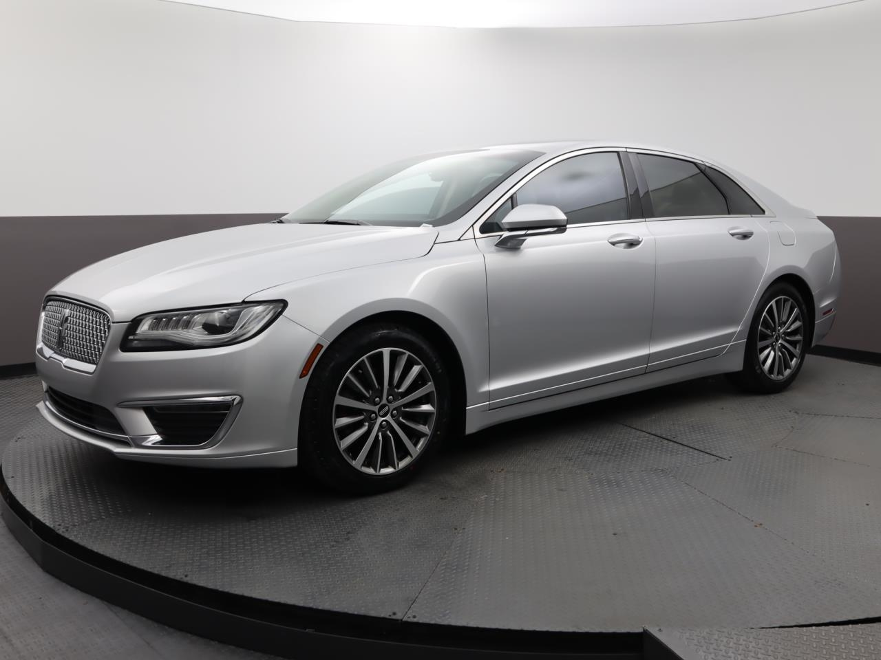 Used LINCOLN MKZ 2017 MIAMI PREMIERE
